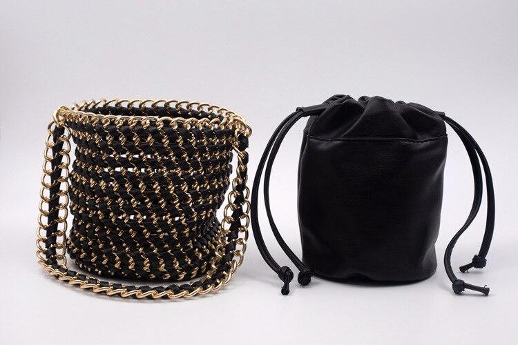 Bolsas Senhoras bolsa de Palha Bolsa De