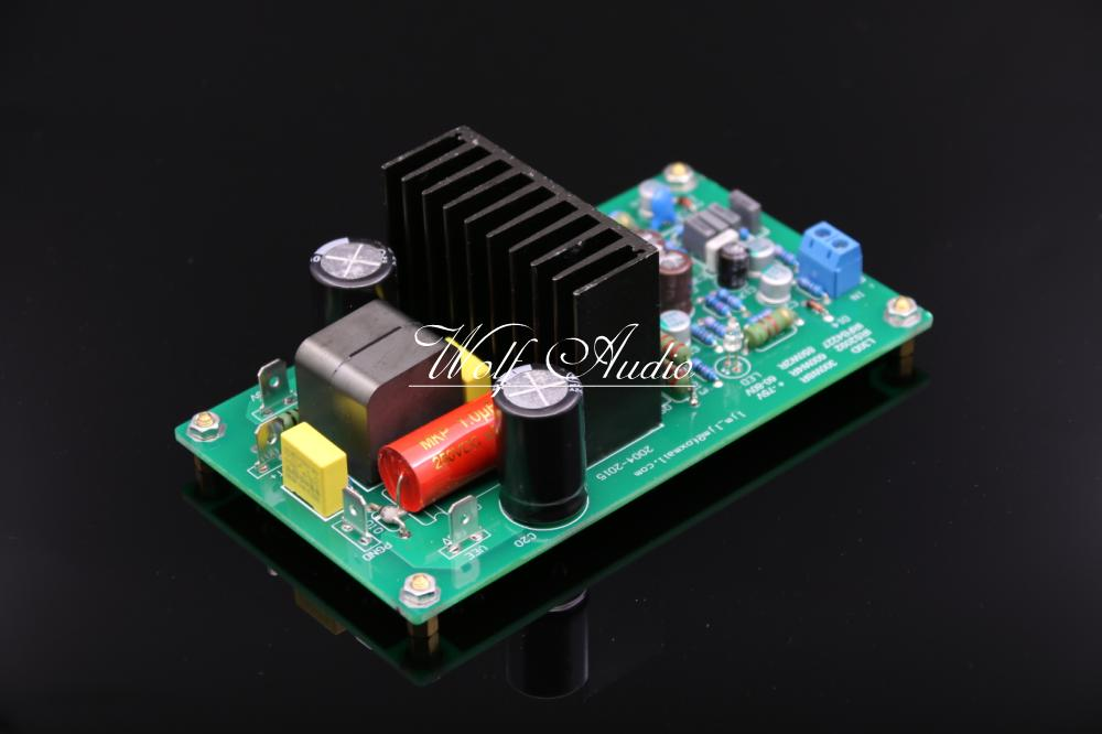 Assembled L30D/300-850W Mono Digital Power Amplifier Board IRS2092 IRFB4227 Audio Amp Finished B hifi irs2092 irfb4227 mono amplifier board class d power amp board 1000w