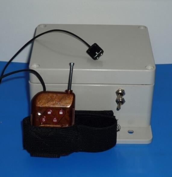 Bobine de puissance-télécommande soie volante/tours de magie/magie de scène