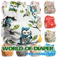 Wrap, реальная моющиеся подгузник вставки карман горшок wrap подходит многоразовые один