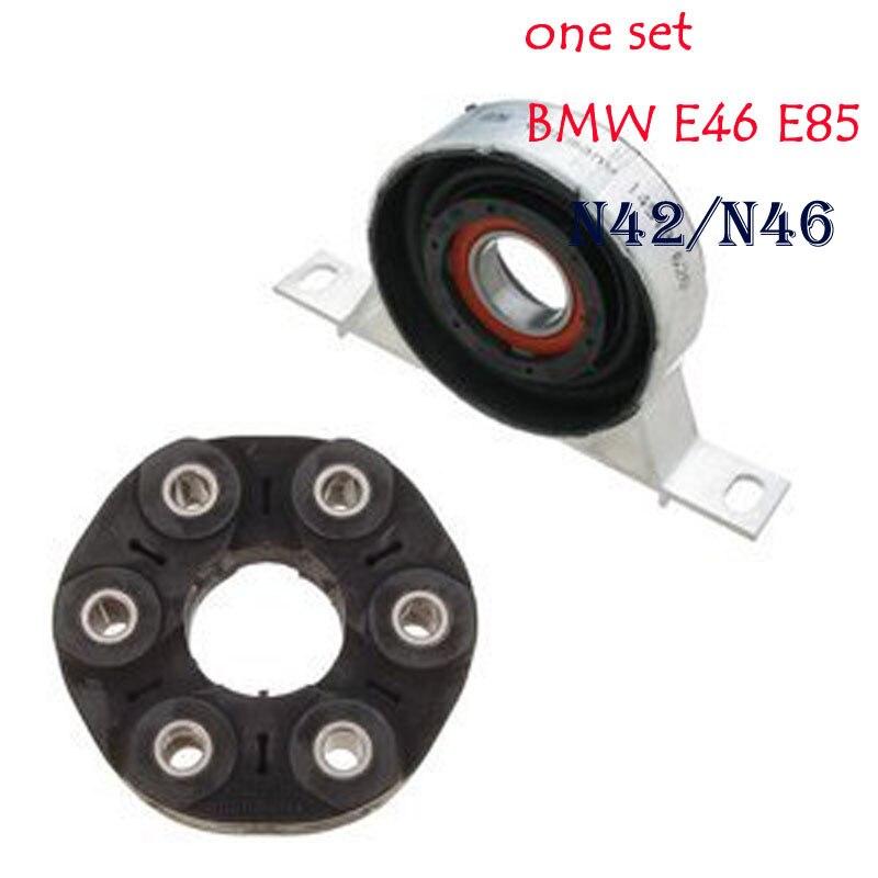 Original Eustein 26127501257 26117511454 Driveshaft Center Support Bearing Flex Joint Disc Kit