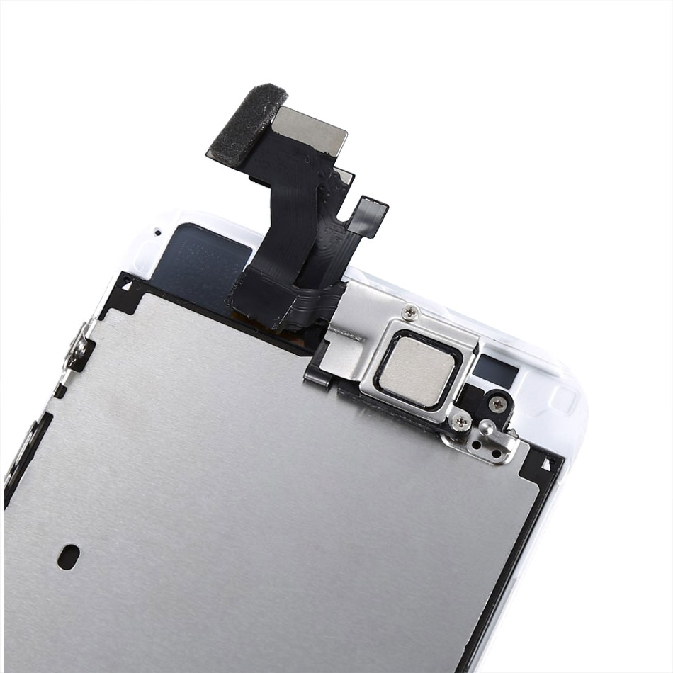 Image 3 - Full Assembly LCD Display for iPhone 5s 6s se 6 Touch Screen Digitizer Replacement with Home Button Front Camera Complete LCD-in Mobile Phone LCD Screens from Cellphones & Telecommunications