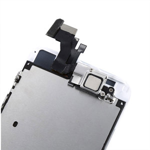 Image 3 - Full Assembly LCD Display for iPhone 5s 6s se 6 Touch Screen Digitizer Replacement with Home Button Front Camera Complete LCD 5C