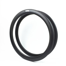 5 pair clincher carbon rims 50mm deep V shape rims Customozied logo plus Powerway R23 hub
