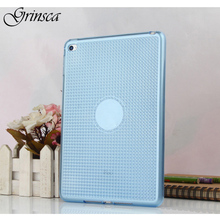 7.9″ Hot Sale Diamond Pattern Shining Tablet Case Back Cover for Ipad Mini 1 2 3 Soft TPU Shockproof Protective Case Dec28