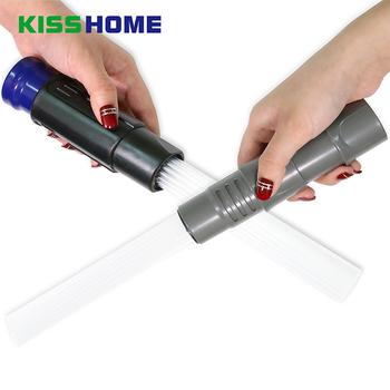 Wielofunkcyjna szczotka do kurzu Cleaner usuwanie brudu przenośne uniwersalne przyłącze próżniowe narzędzia do mocowania dla tatusia tanie i dobre opinie kisshome Szczotka ręczna i szufelka Z tworzywa sztucznego Plastikowe drutu KH-0561 Lobby