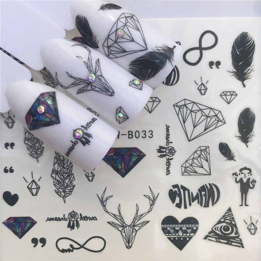 1 pièces cerf bleu acrylique poudre cristal Design faux ongles Art constructeur pour manucure acrylique poudre pour ongles