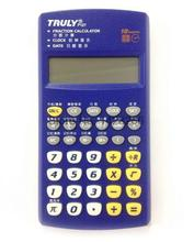 2016 New Arrival Sale 10 Handheld Calculator Led Truly P127 School Supply Scientific Cheapest Calculator Hotsell Free shipping