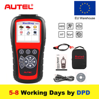 Autel MD805 OBD2 Scanner All System Car Diagnostic Tool Code Reader for Oil Service Reset better than Launch X431 ELM327 Tool