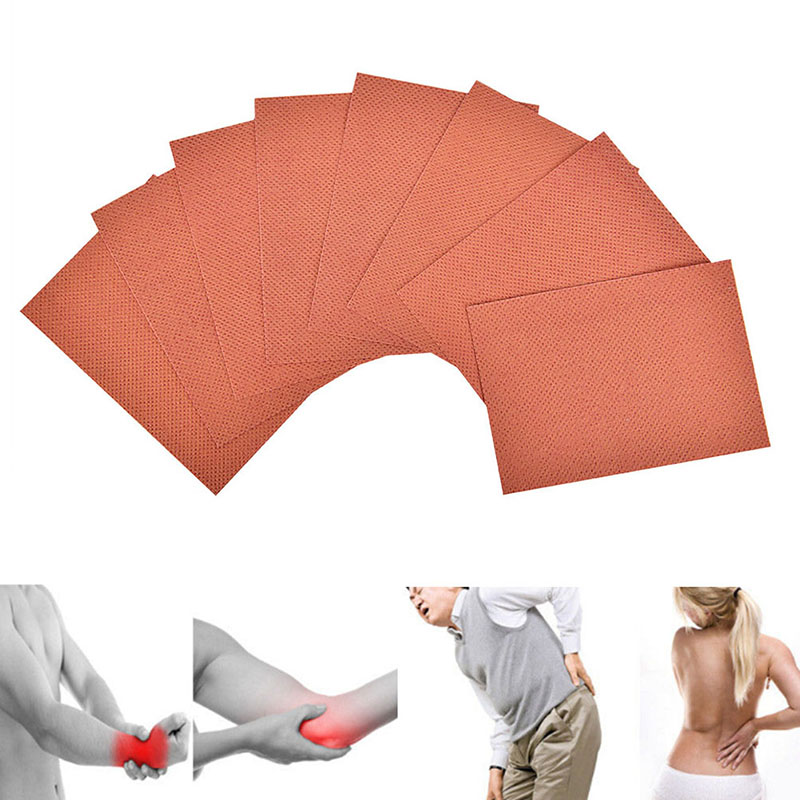 JETTING Hot 8Pcs Medical Plasters Pain Back Massage Joint Pain Arthritis Neck Waist Pain Relief Patches Chinese Medical Plaster