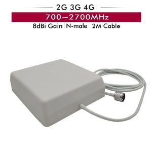 Image 5 - 2G 4G Dual Band אות מהדר DCS/LTE 1800 + TD LTE 2300 נייד אות מאיץ (b3) 1800 + (B40) TDD 2300 נייד אות מגבר