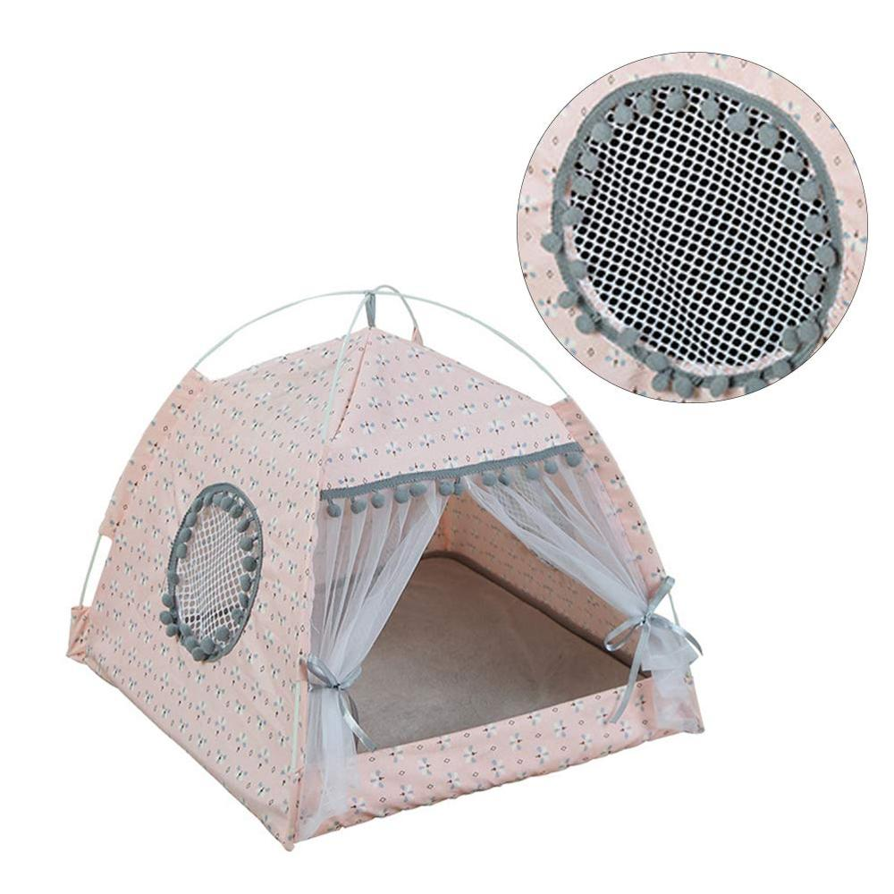 OLN Four Seasons Universal Comfortable Lovely Cat 39 s Cave Cat 39 s And Small Dog 39 s Tent Dog 39 s Cave Removable Pet 39 s Cave in Cat Beds amp Mats from Home amp Garden