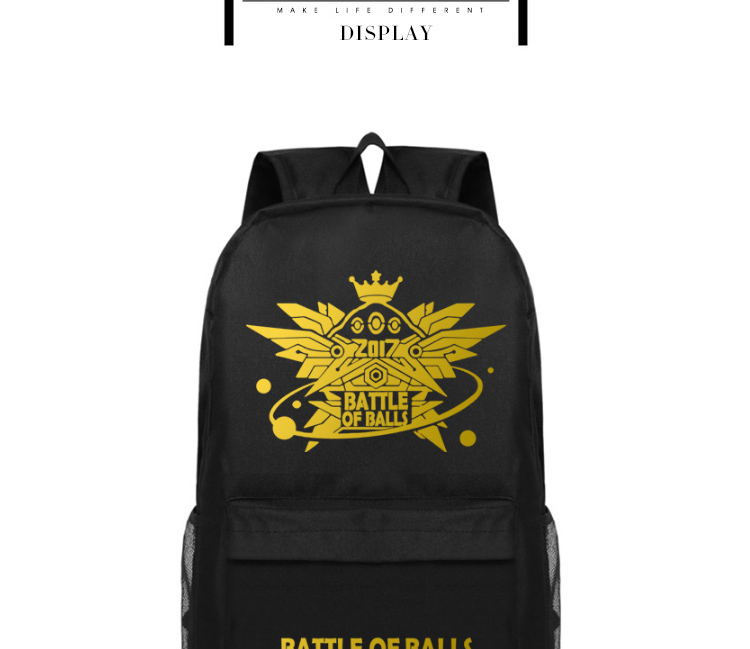 Battle of Balls Backpack Dragon Ball Schoolbag for Boys and Girls (5)