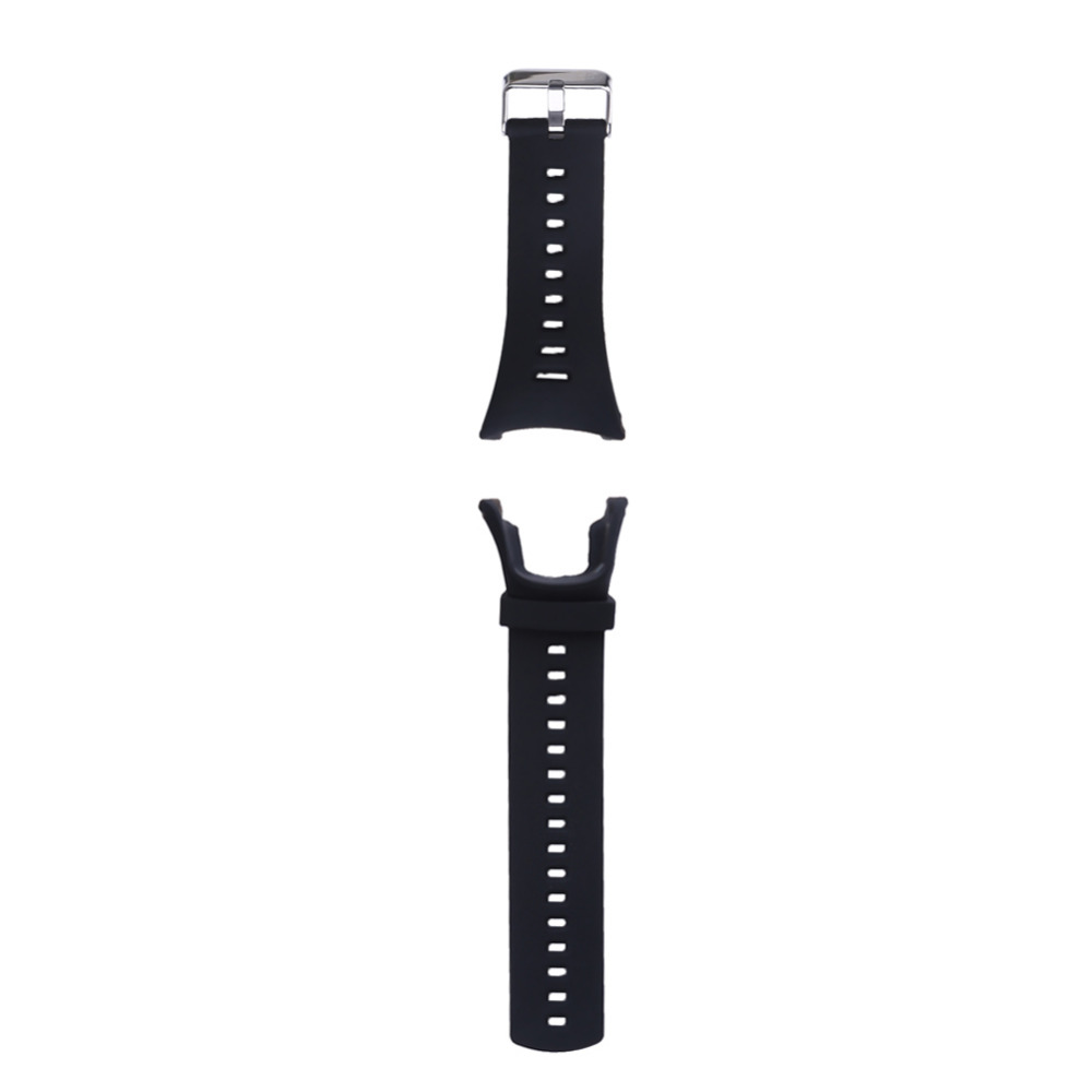 Watch Band for SUUNTO AMBIT 3 Strap/Ambit 2/Ambit 1 Fashion Rubber Replacement Band Strap for SUUNTO Ambit 3 PEAK/Ambi eache silicone watch band strap replacement watch band can fit for swatch 17mm 19mm men women
