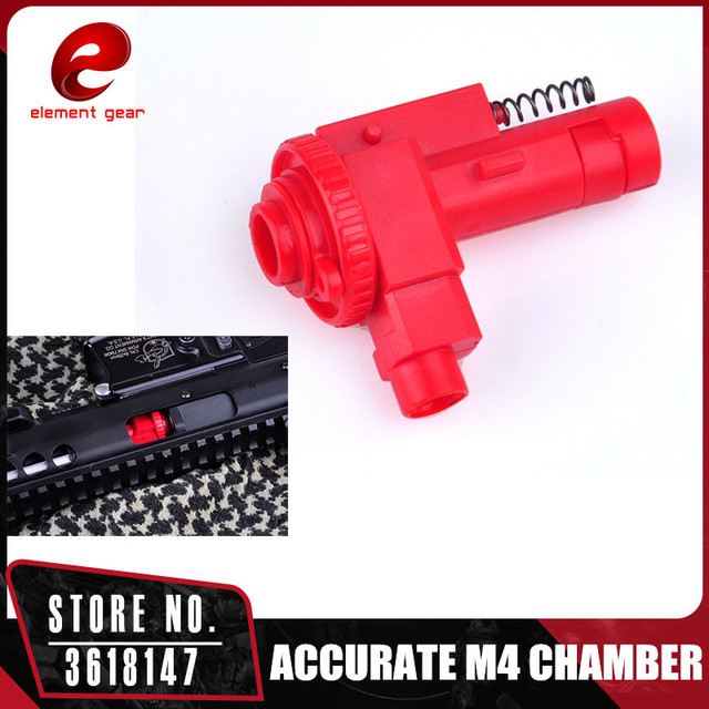 Element Hop Up Air Seal ACCURATE M4 Chamber Set for AK Series Airsoft AEG  IN0804-in Paintball Accessories from Sports & Entertainment on