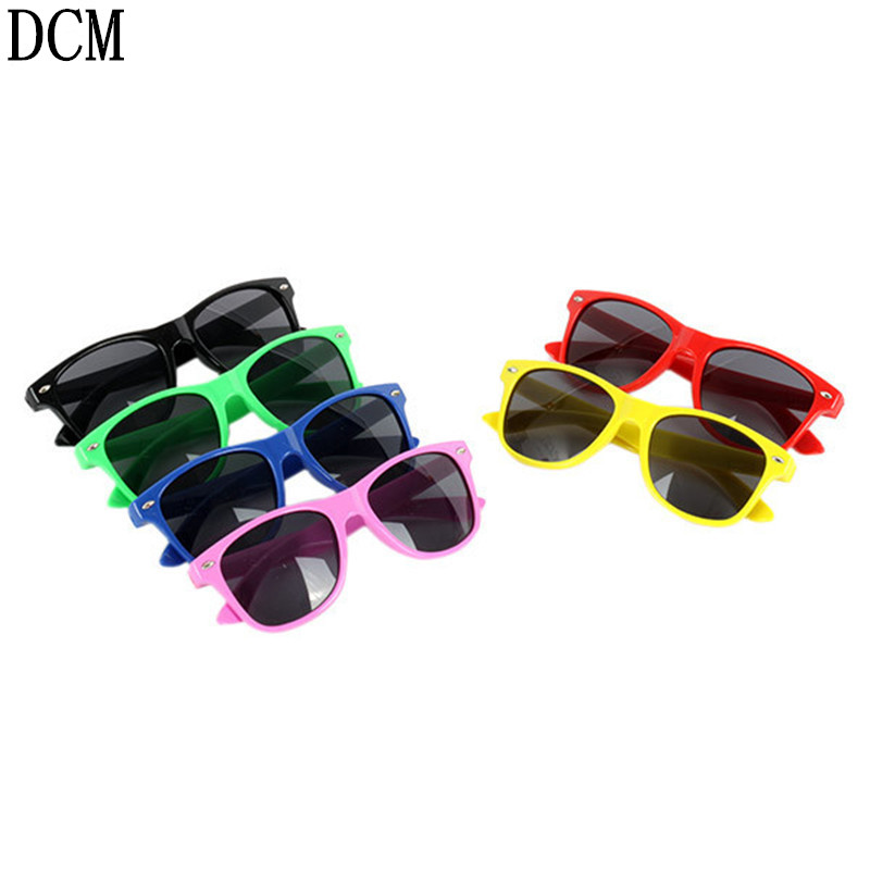 Apparel Accessories Honesty Vintage Boys Girls Sunglasses Children Cute Safety Coating Glasses Uv 400 Protection Fashion Shades Oculos De Sol For Kids An Enriches And Nutrient For The Liver And Kidney