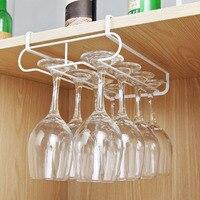 Винный стойка для стаканов Подвеска из нержавеющей стали держатель для бокалов полка для домашнего бара 2019ing