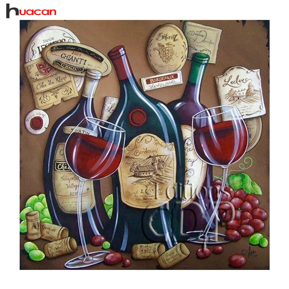 Diamond Painting Cross Stitch Picture of Rhinestones 5D Diamond Embroidery Sale Wine Landscape 50x40 Diamond Mosaic NeedleworkDiamond Painting Cross Stitch Picture of Rhinestones 5D Diamond Embroidery Sale Wine Landscape 50x40 Diamond Mosaic Needlework