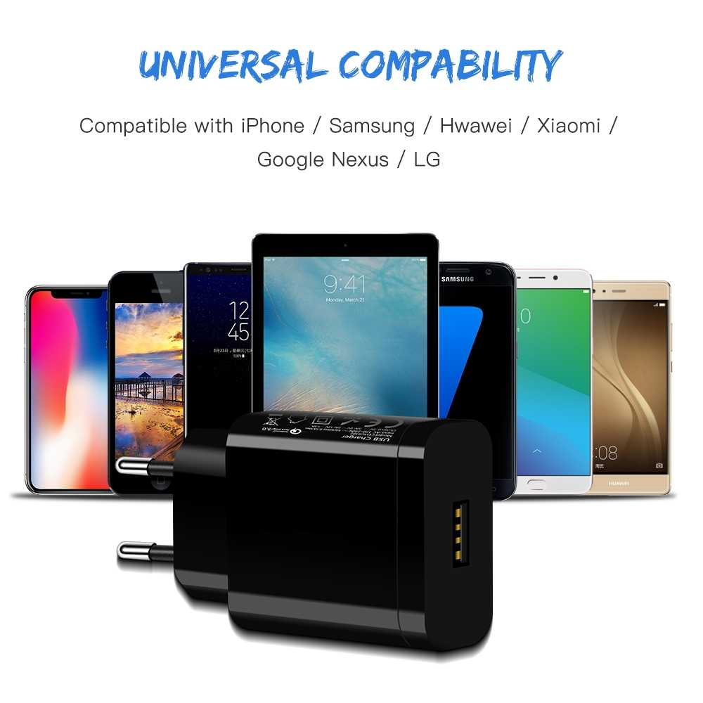 5 فولت/2A الهاتف جدار مهايئ شاحن قابل للسحب نوع C USB لهواوي P20 لايت P10 ماتي 10 نوفا 2s زائد الشرف 10 9 Lg V30 G6