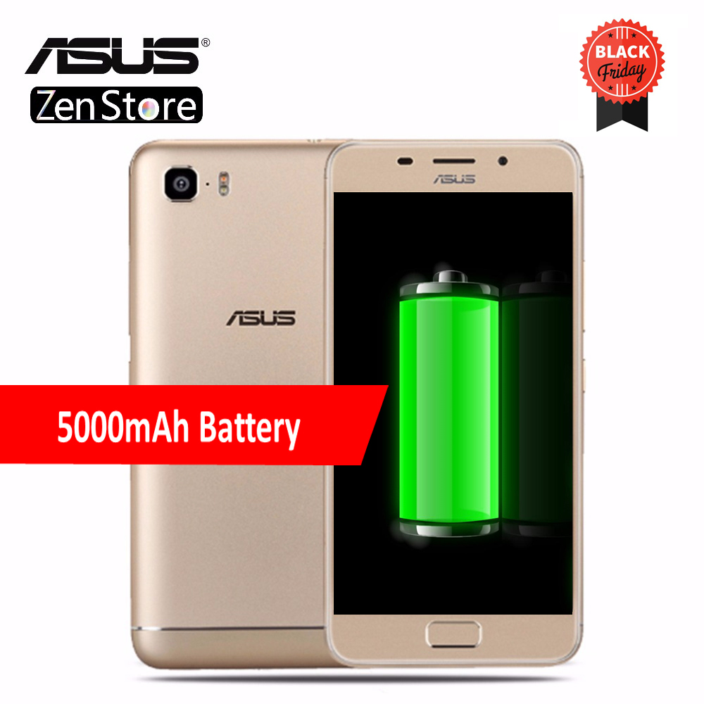 Asus Zenfone Pegasus 3s Max ZC521TL Android 7,0 mtk6750 восемь ядер 3 ГБ Оперативная память 64 ГБ Встроенная память спереди Touch ID 5,2 дюймов 5001 мАч смартфон
