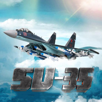 1/48 scale Soviet Union Navy Army Su35 fighter aircraft Russia airplane models adult children toys for display show collections