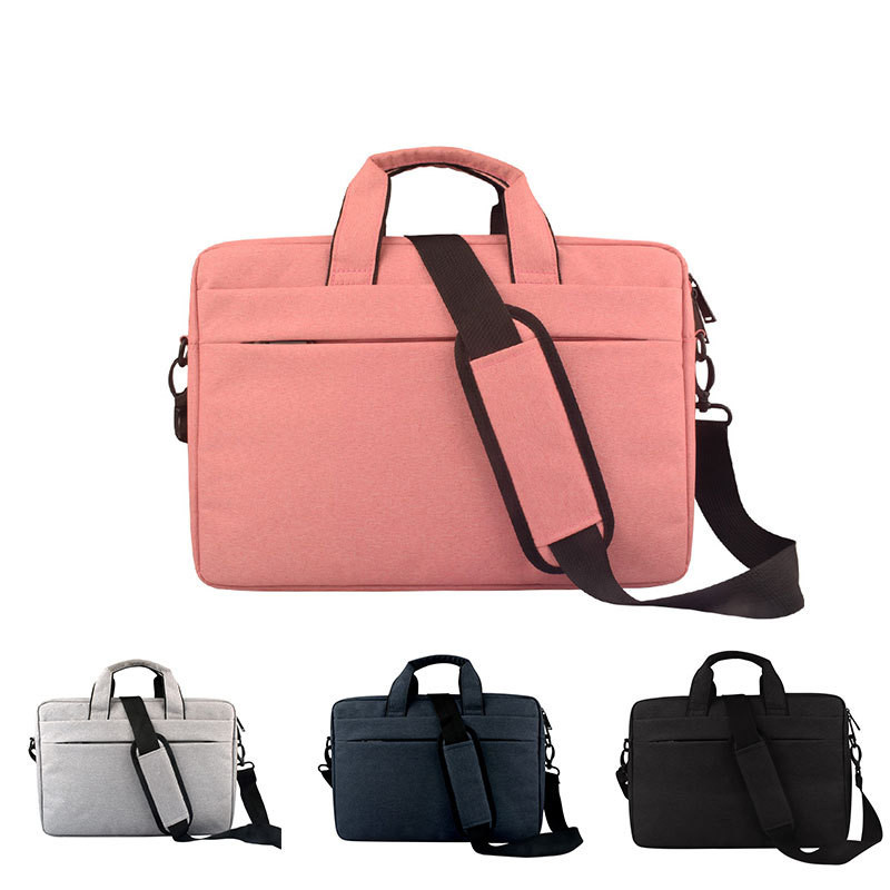 Laptop Messenger Bag 11 12 13.3 14 15.4 15.6 Waterproof Nylon Notebook Bag for Dell Laptop Shoulder Bag Handbag for Macbook Air