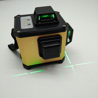 2018 New 12 Lines 3D Green Laser Level Electronic Automatic Anping 360 Horizontal And Vertical Cross