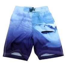 78998ecebb98a MUQGEW été infantile enfant garçons Shorts dessin animé requin imprimer  lâche pantalons de plage vêtements Costume décontracté p.