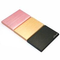 Blueendless Sata To USB 3 0 HDD Case 2 5 Aluminum HDD Enclosure For Notebook Desktop