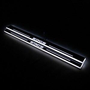 SNCN светодиодный автомобильный светильник, для Ford Edge 2015 2016 2017 2018