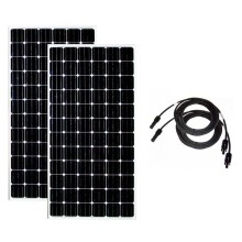 Solar Panel 300w 24v 2Pcs  Zonnepanelen 600 Watt 48 Volt Batterie Solaire Energy System Caravan Car Camp Motorhome Home