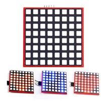 LED Full Color 8*8 Dot Matrix Màn Hình đối với Raspberry Pi 3/2/B + RGB LED Bảng hiển thị 8x8 RPI-RGB-LED-Ma Trận