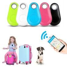 Домашние животные, умный мини gps трекер, анти-потеря, Водонепроницаемый Bluetooth трекер для домашних животных, собак, кошек, ключей, кошелек, сумка, детский трекер, оборудование для поиска