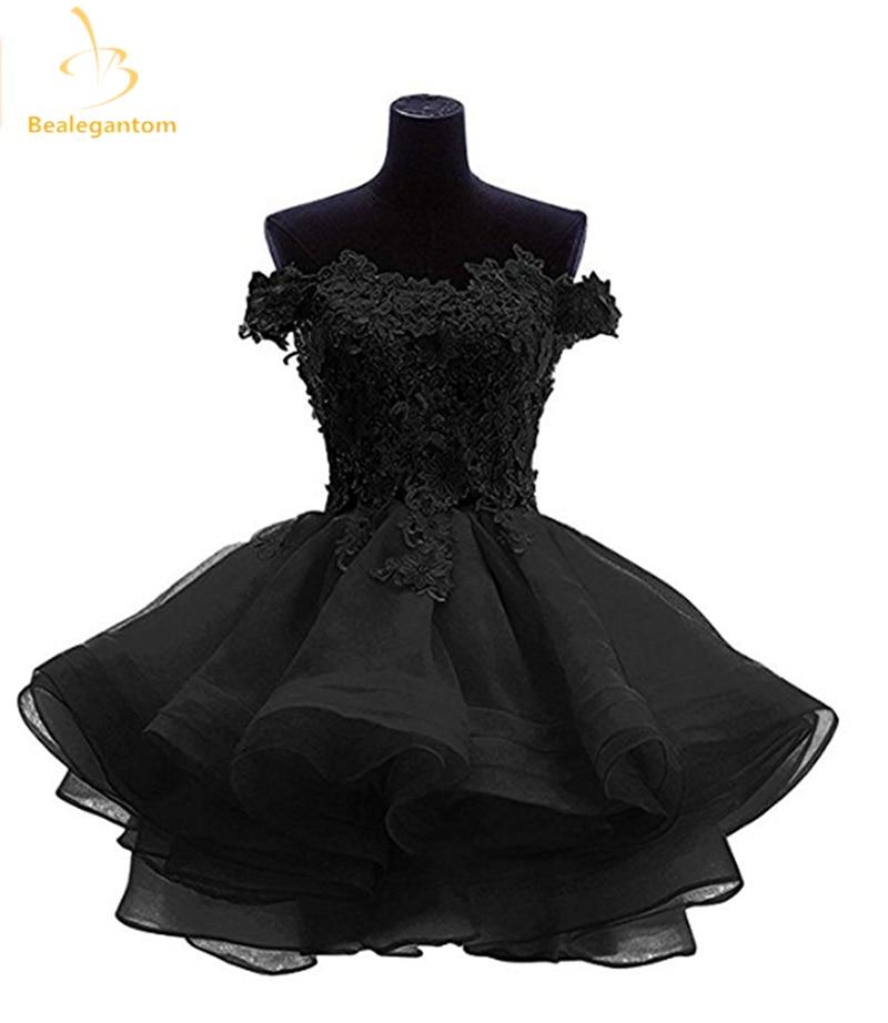 Bealegantom Nya Mini A-Line Korta Homecoming Klänningar 2017 Med - Särskilda tillfällen klänningar - Foto 2