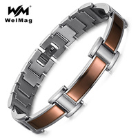 WelMag Healthy Magnetic Bracelets Bangles For Women 2017 Hot Sale Negative Ions Bio Energy Health Jewelry