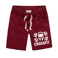 100 Cotton Men S Short Trousers Casual Calf Length Jogger Mens Shorts Sweatpants Crossfit Fitness Man