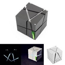 Lofree Qone7 EDGE Portable Mini Bluetooth Speaker LED 3W Stereo Sound Box Mp3 Player Subwoofer Speakers Built-in 500mAh Battery
