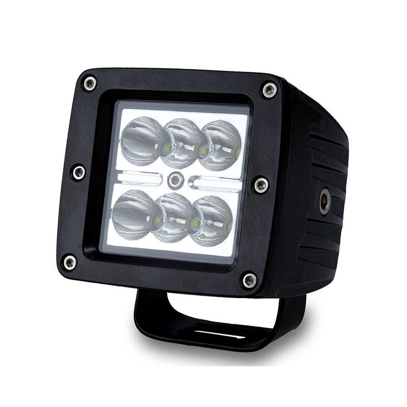 Tak Wai Lee 1Pcs / Set 18W 3Inch LED Avtomobil işığında yüngül - Avtomobil işıqları - Fotoqrafiya 4