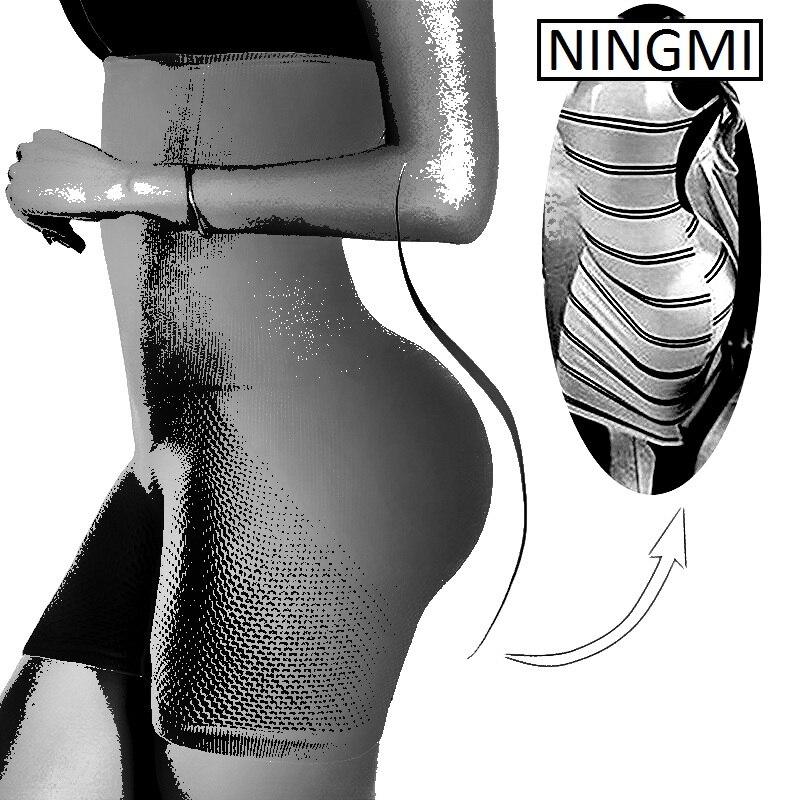 NINGMI VIP Produit Butt Lifter Culottes De Contrôle Shapewear Pour la Vente En Gros et Dropshipping