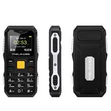 Маленький ударопрочный мобильный телефон Fsmart Melrose S10 1,0 дюймов маленький экран большой голосовой Мобильный фонарик прочный мини мобильный телефон