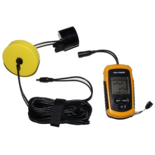 New Ultrasonic Wired Fish Finder Detecting Fish Group Sonar Fish Finder