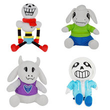 Jouets en peluche pour enfants, 4 styles différents, poupées, cadeaux de noël, livraison gratuite