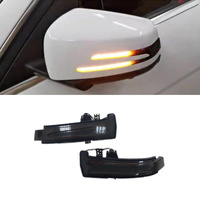 Dynamic Blinker Indicator Suitable for Mercedes Benz CLA GLA GLK CLS Class C117 X156 X204 W218 Car Tuning Accessories