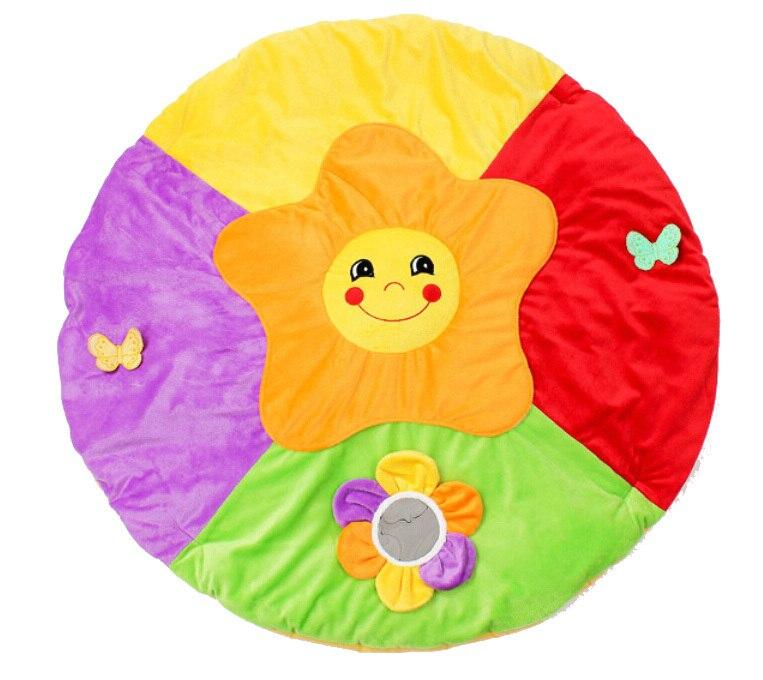 Baby-Toy-Gym-Mat-Play-Rug-Musical-Carpet-Children-Caterpillar-3