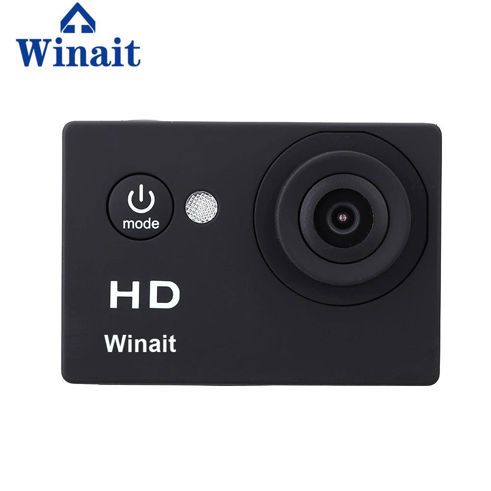 Sport & Action-videokameras Winait Reale Volle Hd 1080 P Digitale Wasserdichte Action Kamera Unterhaltungselektronik Digital Mini Dv Starke Verpackung