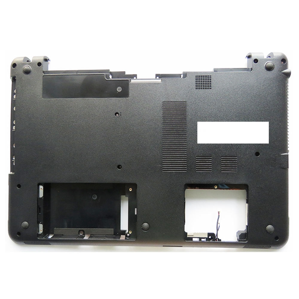NEW Laptop Bottom Base Case Cover Door for Sony SVF152C29V SVF153A1QT SVF15A100C SVF152100C SVF1521Q1 90% lcd top cover for sony vaio svf152c29v svf153a1qt svf152100c svf1521q1rw cover no touch