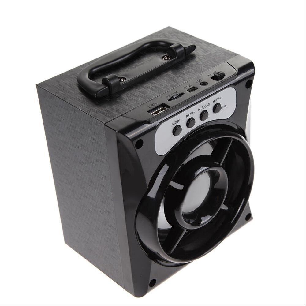 MS-132BT prenosni zunanji brezžični Bluetooth zvočnik Bass - Prenosni avdio in video - Fotografija 5