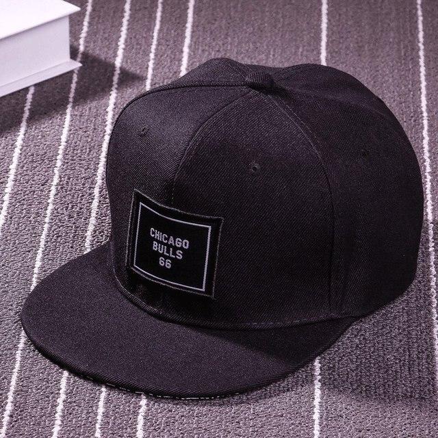 New Fashion Chicago Snapback Hats Adjustable Street Skateboard Hip hop  Baseball Cap Falt Hat Bone GorrasFor Men Women 8071d8bfcaa