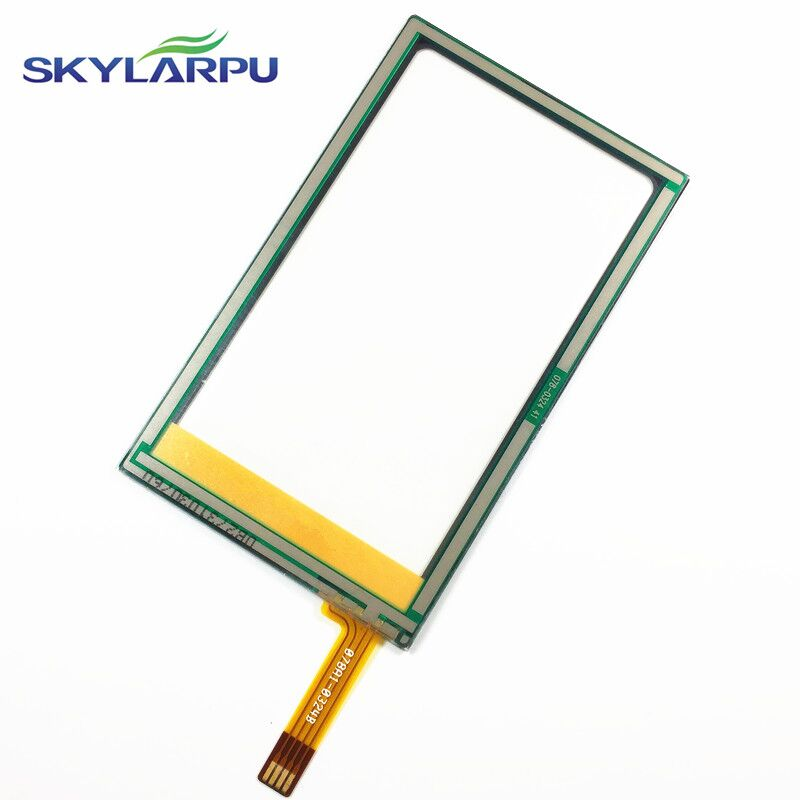 skylarpu TouchScreen for GARMIN OREGON 400 400t Handheld GPS Touch screen digitizer panel Repair replacement skylarpu touch panel for garmin montana 600 650 gps nnavigation touch screen digitizer glass sensors parts replacement