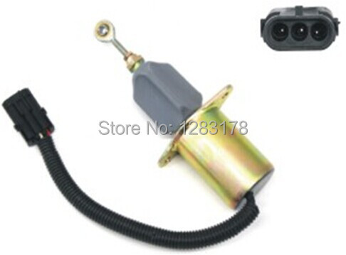 Fuel Shutdown Solenoid Valve 3935649,SA-4764-12,4946639 for Cummins 6CT,VW:2UO130764,Ford:BG2X9N392AA,2003ES-12A7UC3B5S11 недорого